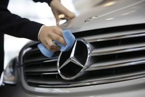Mercedes Brakes Service