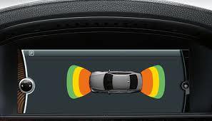 Range Rover Parking Sensors
