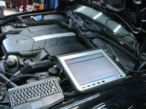 Mercedes Diagnostics