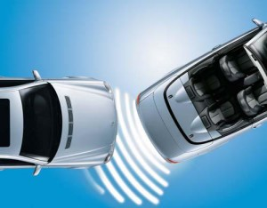 Mercedes Parking Sensors