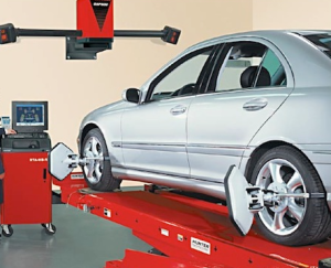 Mercedes Wheel Alignment