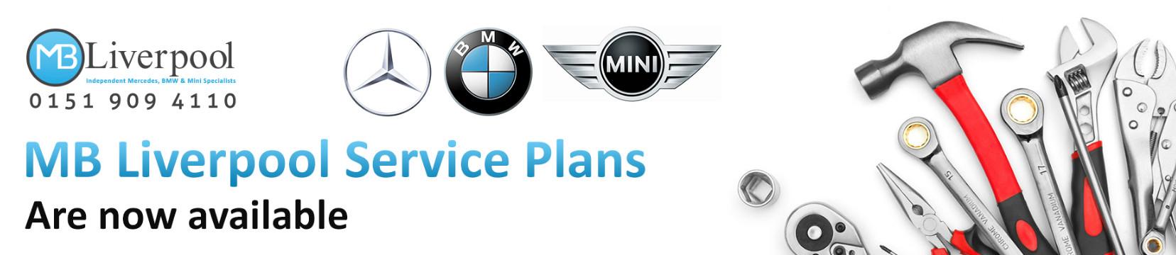 Liverpool Mini Service Plans