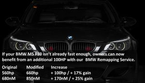 BMW ECU Remapping Liverpool