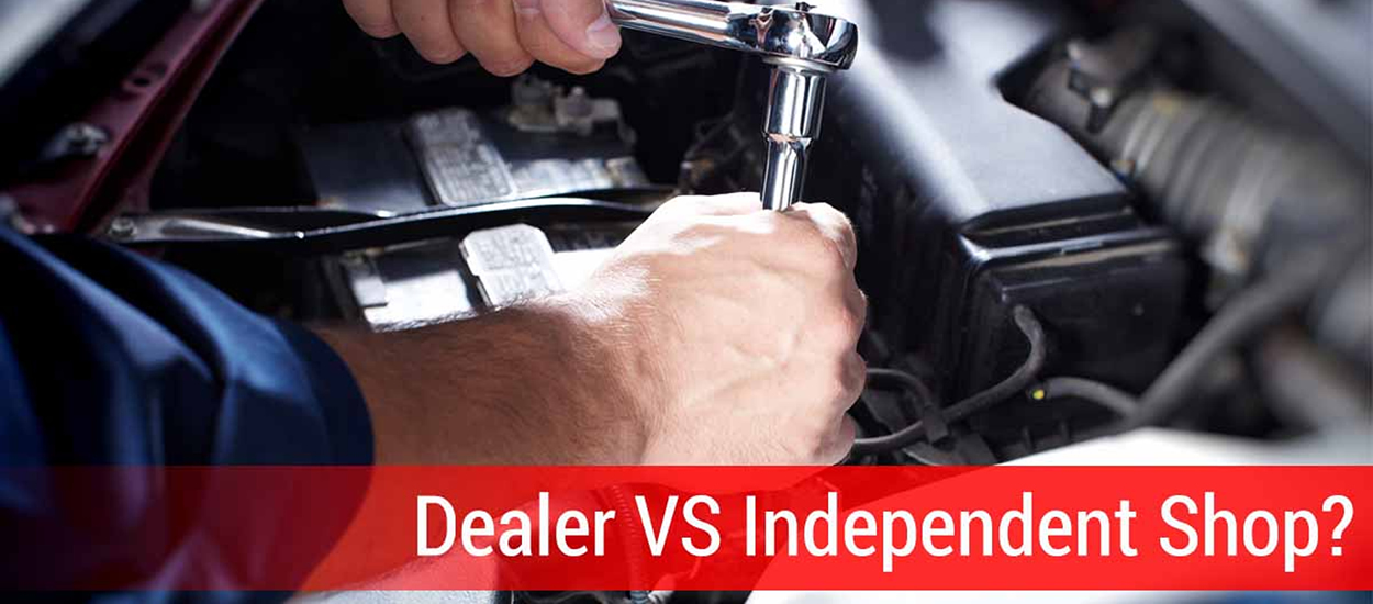 Independent Mechanic or Dealership: Who's Best For Your Car?